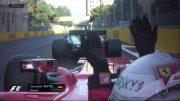 Grid: Há dez anos, Hamilton e Vettel já haviam se envolvido em batida durante Safety Car