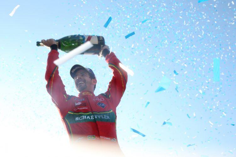 Lucas di Grassi, campeão da Fórmula E na temporada 2016-17